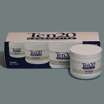 TEN20 EEG Conductive Adhesive Electrode Paste (3-4oz JAR/PK)