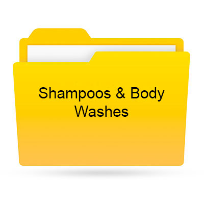 Shampoos and Body Washes